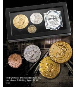 Noble Collection Gringott Bank Coins