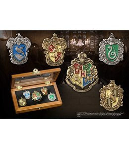 Noble Collection Hogwarts House Pins
