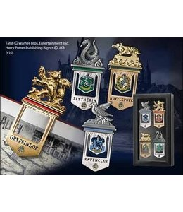 Noble Collection Hogwarts Bookmarks