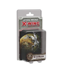 Fantasy Flight Games Star Wars X-wing StarViper Expansion Pack