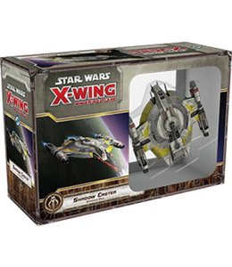 Fantasy Flight Games Star Wars X-Wing Shadow Caster Expansion Pack