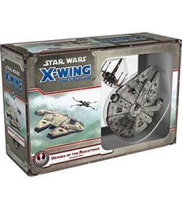 Fantasy Flight Games Star Wars X-Wing Heroes of the Resistance Expansion Pack