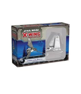 Fantasy Flight Games Star Wars X-wing Lambda-Class Shuttle Expansion