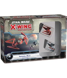 Fantasy Flight Games Star Wars X-wing Game Imperial Aces
