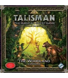 Pegasus Spiele Talisman 4th Ed. The Woodland