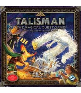 Pegasus Spiele Talisman 4th Ed. The City