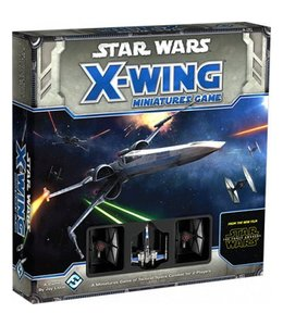 Fantasy Flight Games Star Wars XWing Force Awakens Core Set