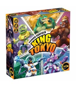 Iello King of Tokyo 2016 Edition