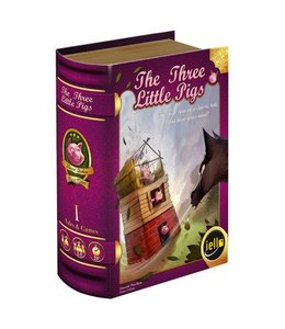 Iello Tales and Games I The Three Little Pigs