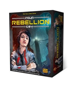 Indie Boards & Cards Coup Rebellion
