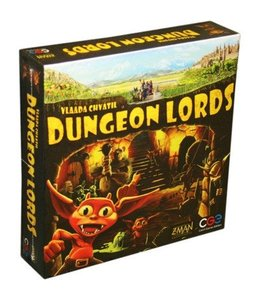 Czech Games Edition Dungeon Lords