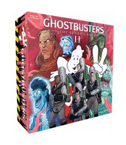 Cryptozoic Entertainment Ghostbusters the Board Game II