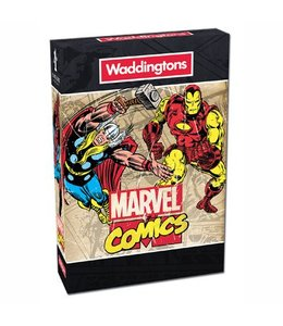 Andere Playing Cards Marvel Comics Retro