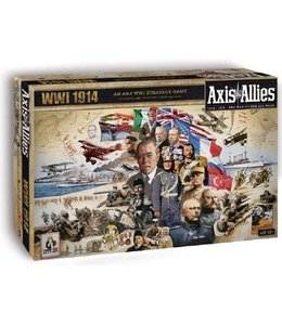 Avalon Hill Axis and Allies WWI 1914