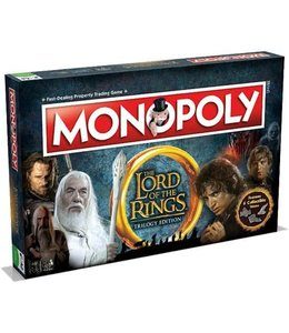 Winning Moves Monopoly Lord of the Rings