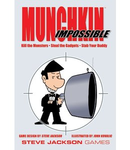Steve Jackson Games Munchkin Impossible