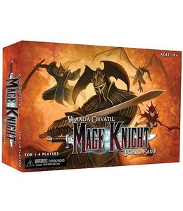 Wizkids Mage Knight The Boardgame