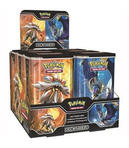 Pokemon Shield Tins Lunala / Solgaleo
