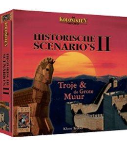 999 Games De Kolonisten van Catan Historische Scenarios II