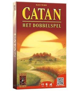 999 Games De Kolonisten van Catan Het Dobbelspel