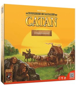 999 Games De Kolonisten van Catan Kooplieden and Barbaren
