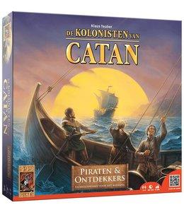 999 Games De Kolonisten van Catan Piraten en Ontdekkers