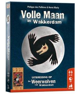999 Games De Weerwolven van Wakkerdam Volle Maan in Wakkerdam
