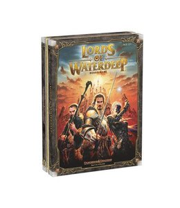 Wizards of the Coast Lords of Waterdeep Boardgame
