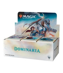 Wizards of the Coast Dominaria Booster