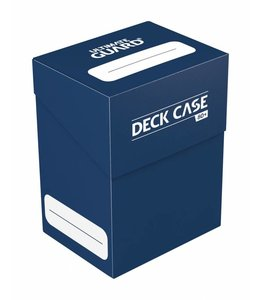 Ultimate Guard Ultimate Guard Deck Case 80+ Standard Size Dark Blue