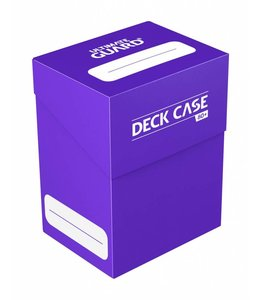 Ultimate Guard Ultimate Guard Deck Case 80+ Standard Size Purple