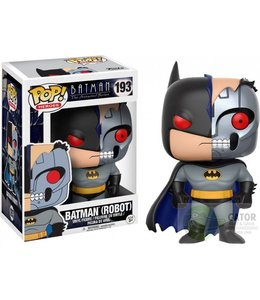 Funko Batman The Animated Series POP! Heroes Vinyl Figures 9 cm Batman Robot