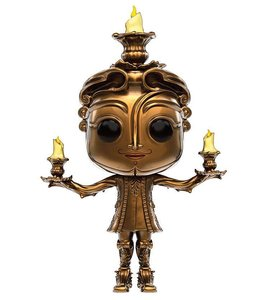 Funko Beauty and the Beast POP! Disney Vinyl Figure Lumiere 9 cm