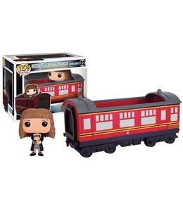 Funko Harry Potter POP! Rides Vinyl Vehicle with Figure Hogwarts Express Traincar 1 & Hermione 12 cm