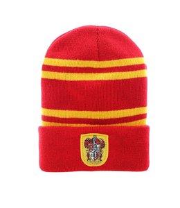 HP merch Harry Potter Beanie Gryffindor Red