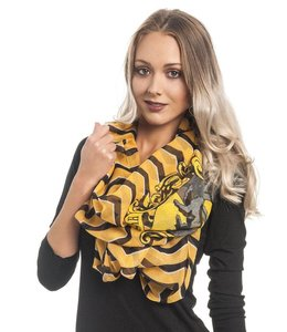 Cinereplicas Harry Potter Loop Scarf Hufflepuff