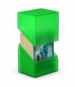 Ultimate Guard Ultimate Guard Boulder Deck Case 80+ Standard Size Emerald