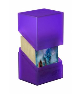 Ultimate Guard Ultimate Guard Boulder Deck Case 80+ Standard Size Amethyst
