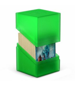 Ultimate Guard Ultimate Guard Boulder Deck Case 100+ Standard Size Emerald