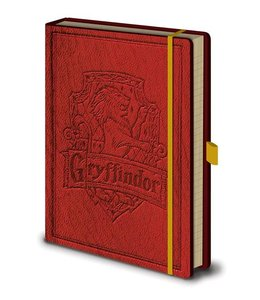 Half Moon Bay Harry Potter Premium Notebook A5 Gryffindor