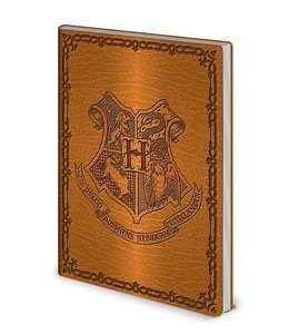 Half Moon Bay Harry Potter Flexi-Cover Notebook A5 Hogwarts