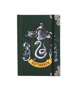HP merch Harry Potter A6 Notebook Slytherin