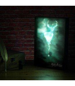 HP merch Harry Potter Luminart Light Patronus 30 cm