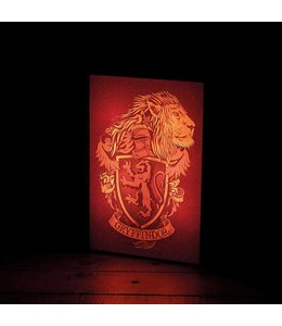 HP merch Harry Potter Luminart Light Gryffindor 30 cm
