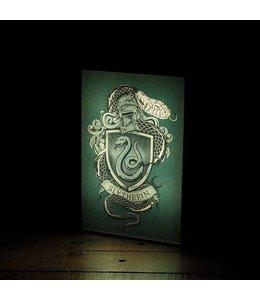 HP merch Harry Potter Luminart Light Slytherin 30 cm