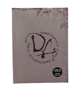 Half Moon Bay Harry Potter Notebook with Light Dumbledore's Army