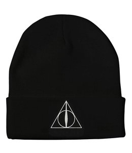 HP merch Harry Potter Beanie Deathly Hallows