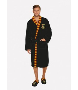 HP merch Harry Potter Fleece Bathrobe Hogwarts