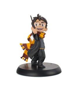 HP merch Harry Potter Q-Fig Figure Harry's First Spell 9 cm