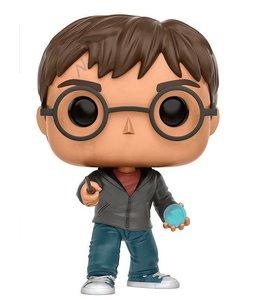 Funko Harry Potter POP! Movies Vinyl Figure Harry With Prophecy 9 cm